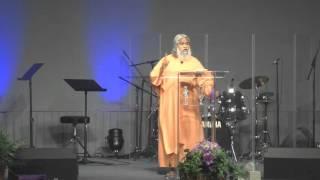 The Trumpet Warning Conference day 2. Sadhu Sundar Selvaraj afternoon sermon