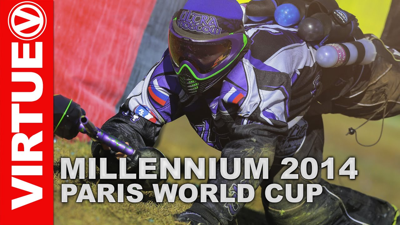 Millennium Paintball 2014 World Cup - Paris Chantilly - Saturday - Part 2/3 - YouTube