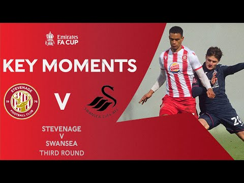 Stevenage Swansea Goals And Highlights