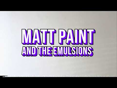 Love in a Time of Crisis | Matt Paint and The Emulsions