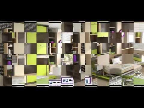 Camas empotradas de pared|camas escondidas - YouTube