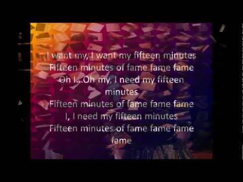 Fifteen Minutes - Robbie Nevil with lyrics