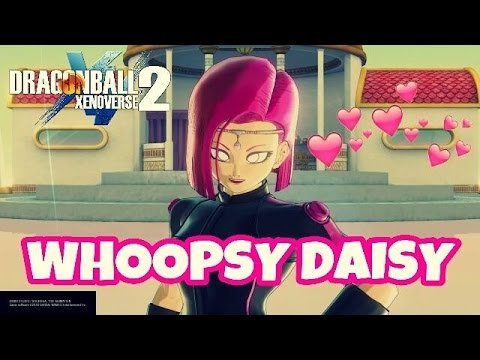 MY FEMALE EARTHLING IS LIT - Dragon Ball Xenoverse 2 Daisy B