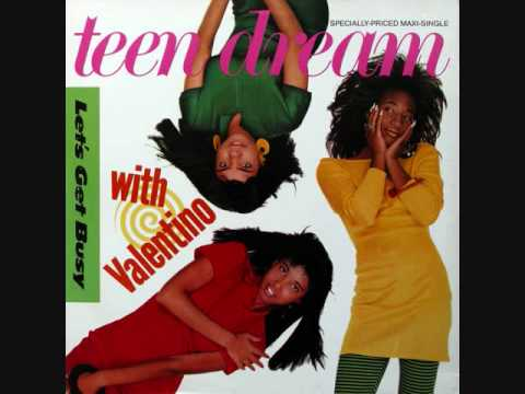 Teen Dream Lets Get Busy