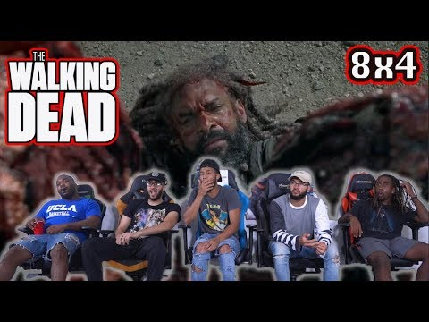 """The Walking Dead Season 8 Episode 4 """"Some Guy"""" Reaction/Review"""