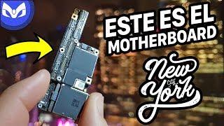 connectYoutube - FUI A New York por iPhone X DAÑADO