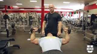 Ben Pakulski Teaches Chest Training for Hypertrophy with John - Part 2 thumbnail