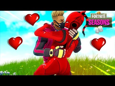 Drift's MAGIC KISS fools Evil Lynx!! Fortnite Season 7 Film thumbnail