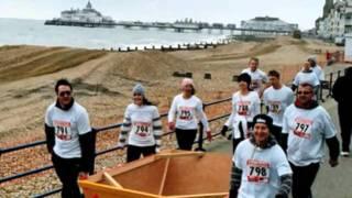 Eastbourne Half Marathon 2011