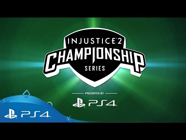 Injustice 2 | Championship Series Trailer | PS4
