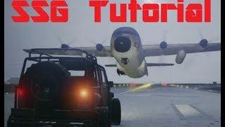 GTA V C-130 (Titan) Frachtflugzeug bekommen
