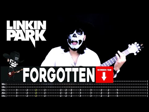 Linkin Park - Forgotten (Guitar Cover by Masuka W/Tab)