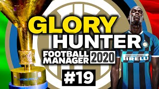 GLORY HUNTER FM20 | #19 | THE SHOW GOES ON! | Football Manager 2020
