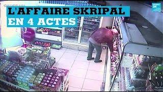 Ex-espion russe empoisonné : l\'affaire Skripal résumée en 4 actes