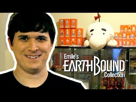 Entire EarthBound Collection • 1.27.18