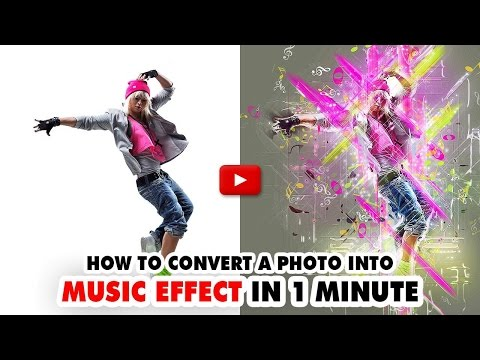 Music Photoshop Action - Video Tutorial | Mesothelioma Attorney Directory Of Photoshop