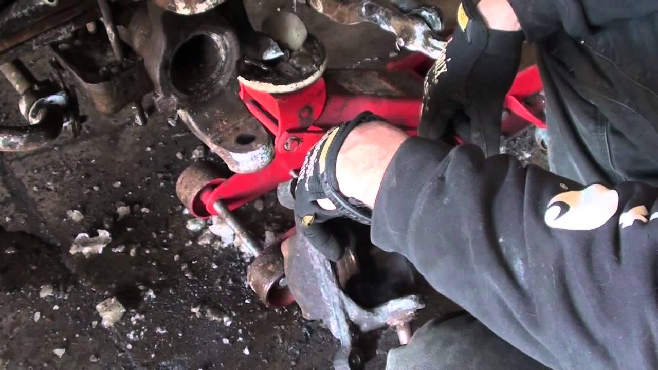 Ford F Ball Joint Replacement