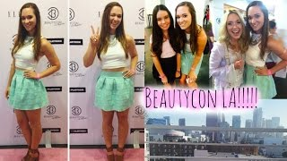 BEAUTYCON + LA APARTMENT TOUR!!! Thumbnail