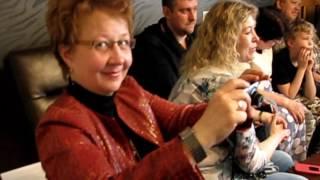 Концерт участников встречи-тренинга в Калуге