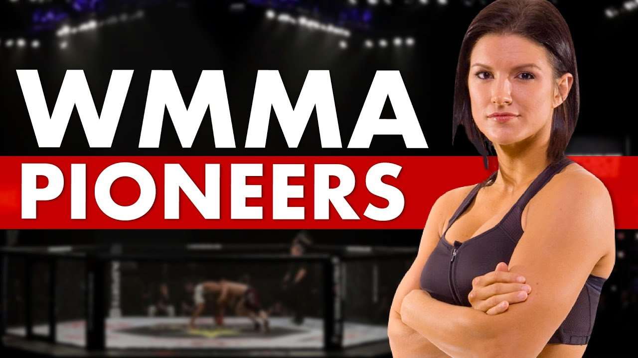 10 Most Important Figures in WMMA BEFORE Ronda Rousey