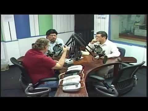 A los 4 Vientos, 18 septiembre 2017, Radio La Primerísima, Managua, Nicaragua
