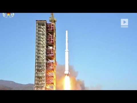 U.S., other nations condemn North Korean rocket launch