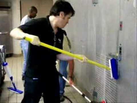 Dispenser Kitchen Facets Cleaning Walls In Commercial Jkgcsem - Youtube