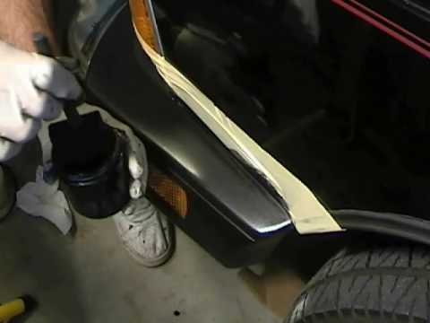 BMW Rebuild your Car's Rubber Trim