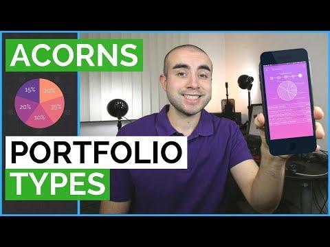 Acorns Portfolio Types Explained: Which Portfolio Is Right For You?
