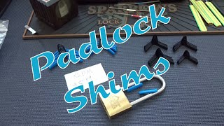 (1228) Review: Padlock Shims and How to Use Them