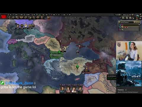 (ep 7) HOI IV USSR La Resistance spy+tank meta forging [gone G R I M E Y ] |