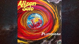 Glass Window - Alison Solo (Official Lyric Video)