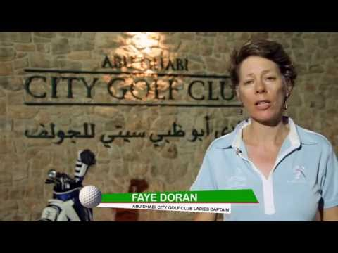 Abudhabi City Golf Club Ladies Captain Testimonial