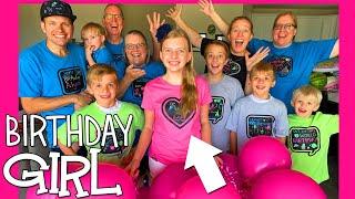 ALYSSA TURNS 14!!!!!! Birthday Party Vlog!