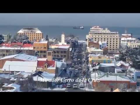 Invierno en Punta Arenas