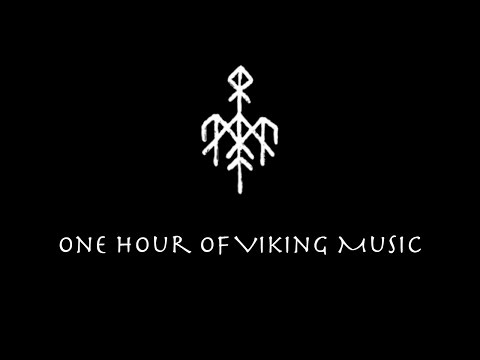 One Hour Of Nordic/Viking Music (HD Quality) (Read Description)