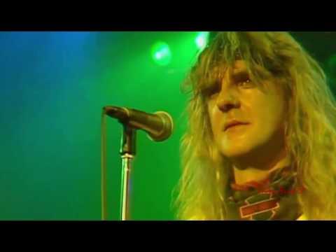 Saxon - Wheels Of Steel (Live)