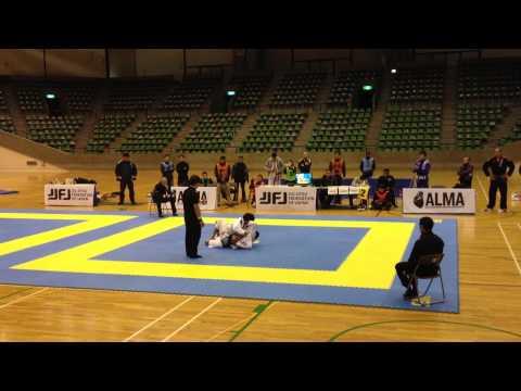 World Pro Bjj Japan Trial -83kg Final Daisuke Sugie VS Roberto Satoshi Souza