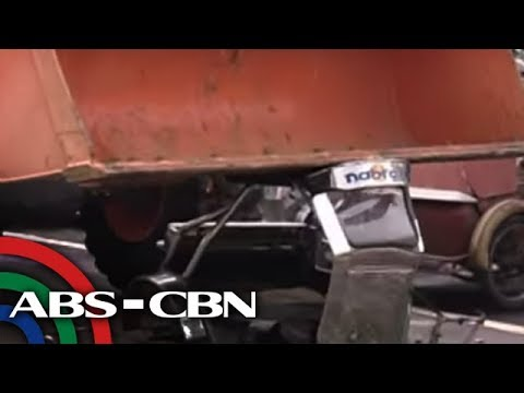Bandila: 83 colorum tricycle, winasak sa Quezon City