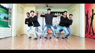 Party with bhootnath hip hop dance  by honey