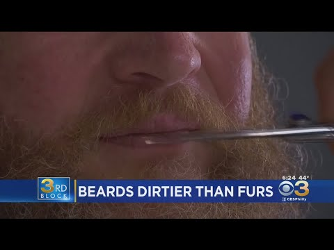Josh - Study Says Men With Beards Have More Germs Than This Animal