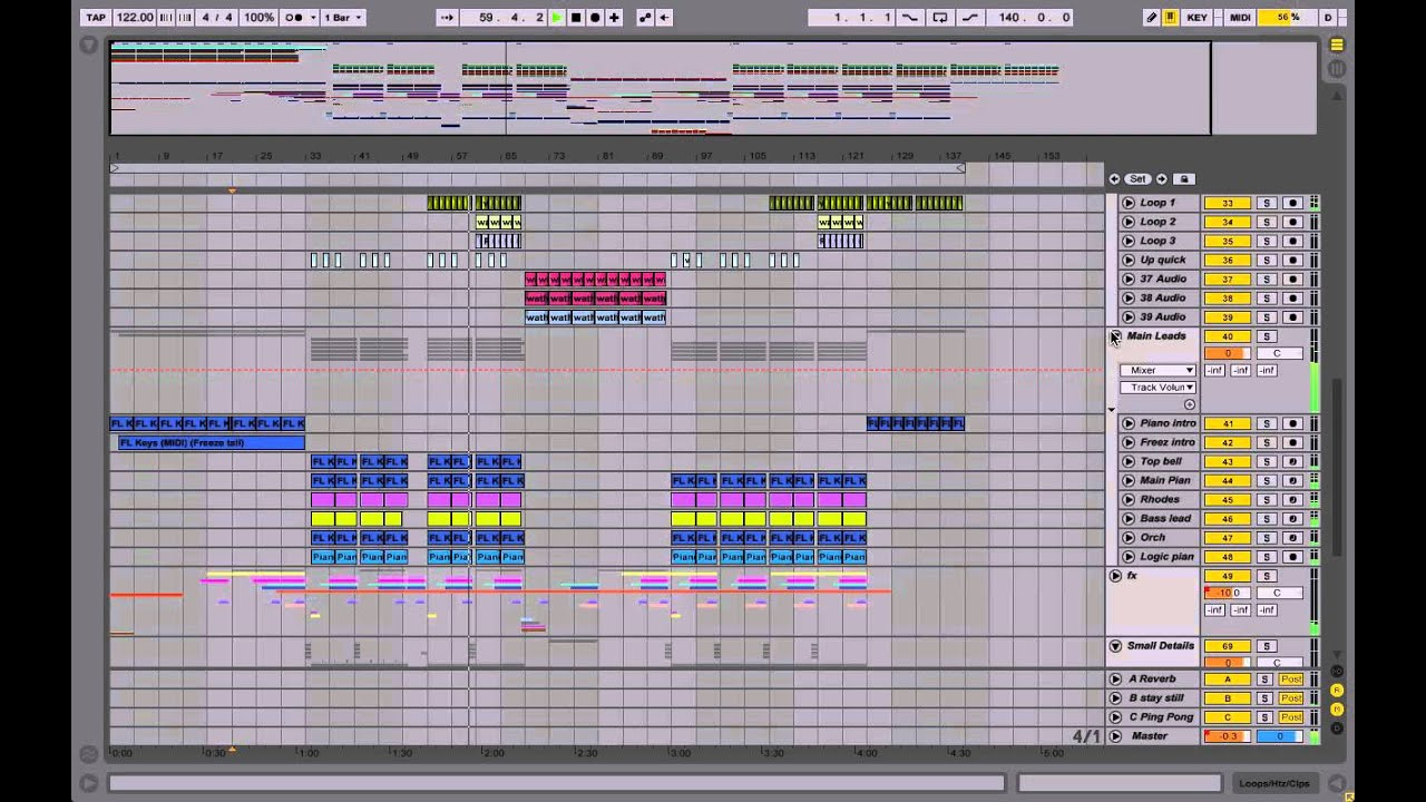 Ableton Live 9 Project Download