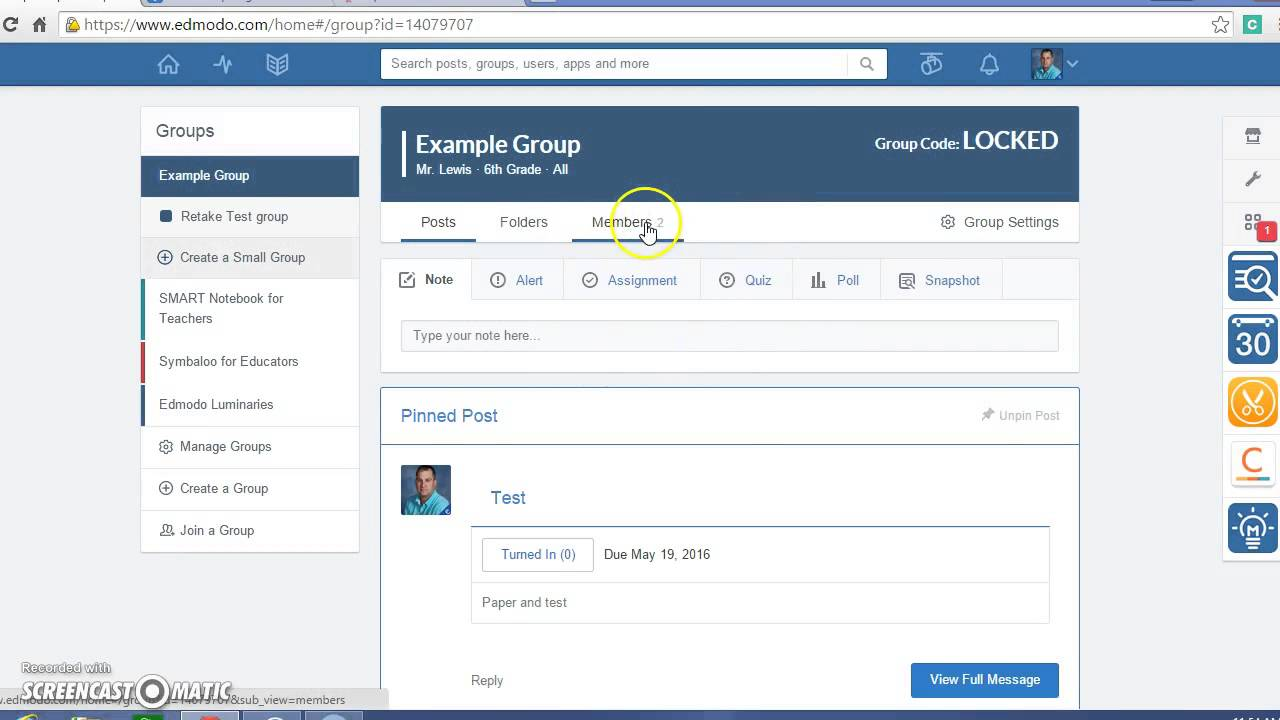 Edmodo 2015 new features youtube stopboris Images