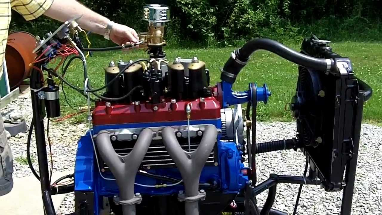 Roof 101 cyclone ohv model a ford engine conversion clip 2 roof 101 cyclone ohv model a ford engine conversion clip 2 youtube nvjuhfo Choice Image