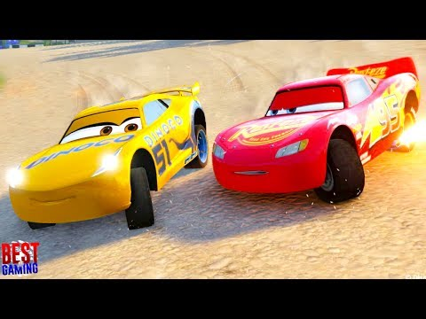Cars 3: Driven to Win - All Racing Cups (Rookie, Pro, and Champion Racing Cup)