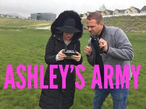 ASHLEY'S ARMY HAS SPOKEN