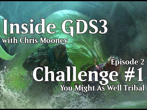 Inside GDS3 - Challenge #1