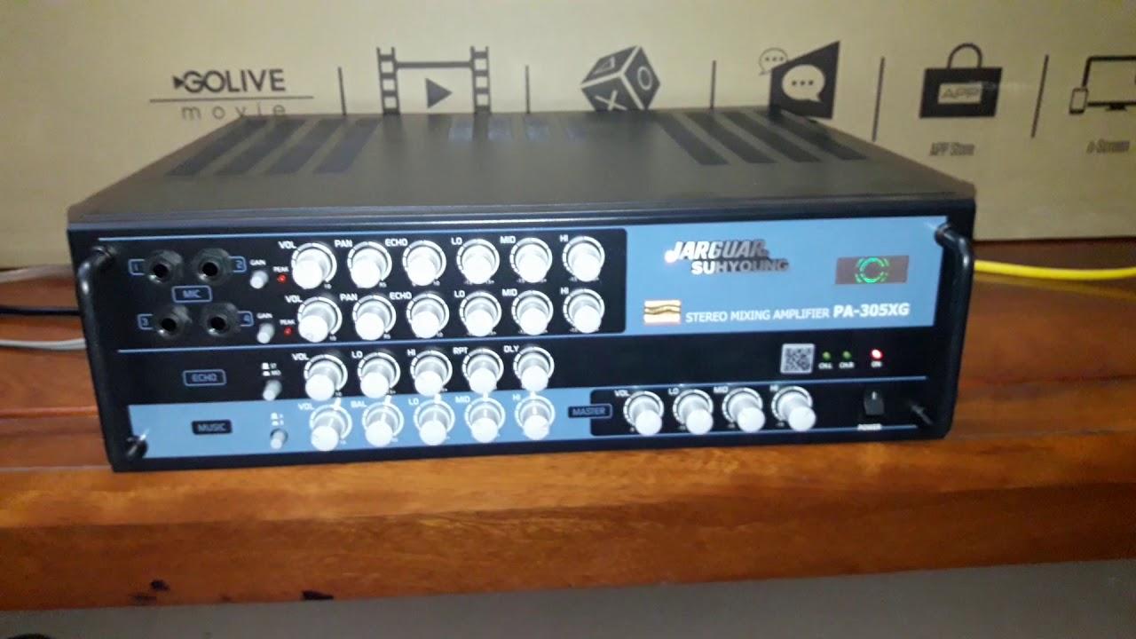 Ghép amply jarguar pa305xg vs loa bose 401 cho chất lượng âm thanh tuyệt vời. Xin gọi 0979073356