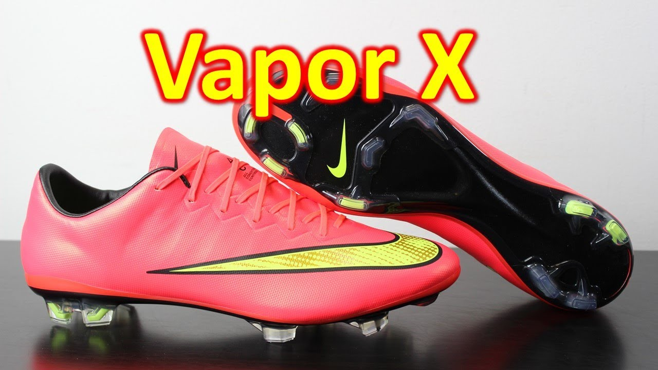 check out 6ea08 f5454 Nike Mercurial Vapor X 10 Hyper Punch/Volt - Unboxing + On Feet