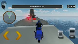 US Police Car Transport Cruise Ship Simulator 2018 - Gameplay Trailer